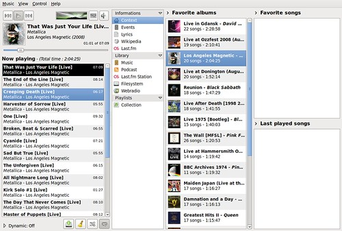 Install Listen player on Gnome
