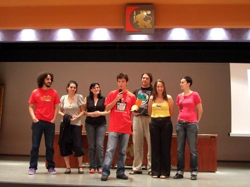 Entrega JdA 2009 - Festival Internacional de Juegos de Córdoba 2010