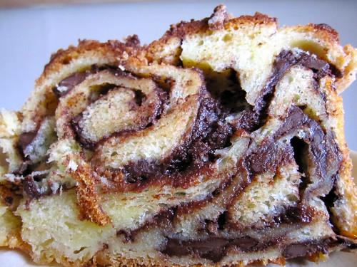breakfast perfection: babka