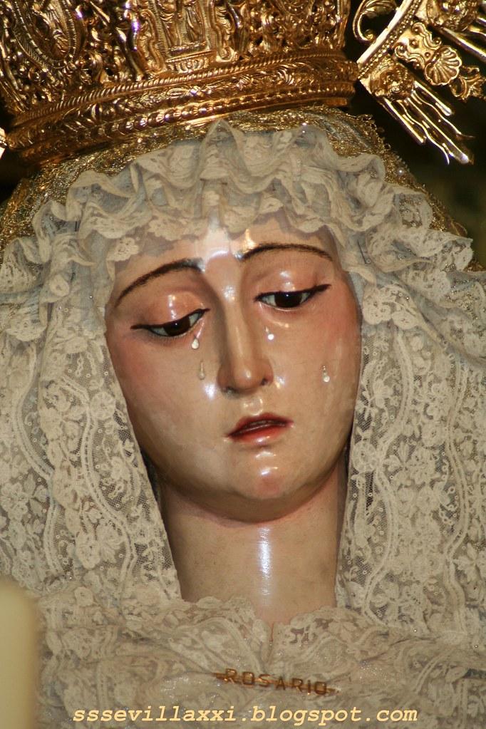 Nuestra Señora del Rosario en sus Misterios Dolorosos. 2009