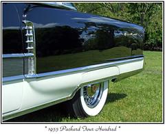 1955 Packard Four Hundred (sjb4photos) Tags: 2006orphancarshow packard 1955packardfourhundred autoglamma