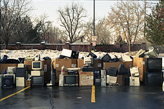 electronics-recycling-1 (drl.) Tags: television trash computer tv recycling amerika consumption televiso purged purge209