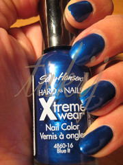 Sally Hansen Blue It