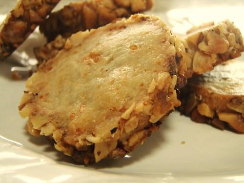 blue cheese & walnut crackers (barefoot contessa) - 36