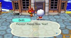 Heyyyy! Yourself Drift