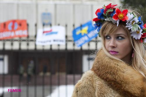 """FEMEN """"SEXit Poll"""""""