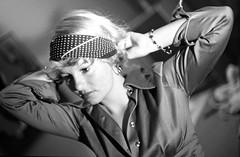 """Mon épouse (Pierre Éthier) Tags: portrait blackandwhite femme nikonf2 sorel supershot féminité diamondclassphotographer excellentphotographeraward theperfectphotographer goldstaraward """"flickraward"""" flickrcinated paulineéthier"""