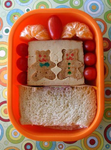 Kindergarten Bento #279