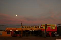 Baja5474 (mcshots) Tags: travel sky moon nature clouds mexico coast town december stock roadtrip bajacalifornia surfers baja mcshots surftrip