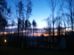 blurry dawn