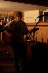 Jeff at mic