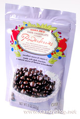 Trader Joe's Dark Chocolate Covered Powerberries