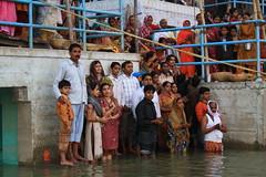 RTW2009-0842Varanasi (plusgood) Tags: india varanasi ganges uttarpradesh chhath chhathfestival rtw2009