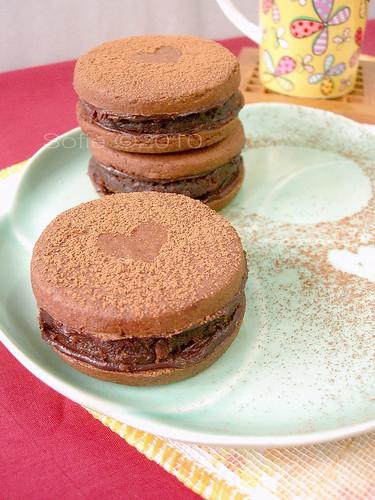 mud cake cookies