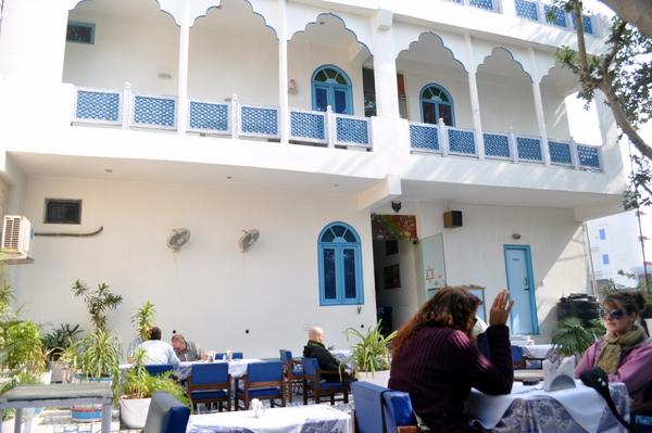 Maya Restaurant, Agra, India