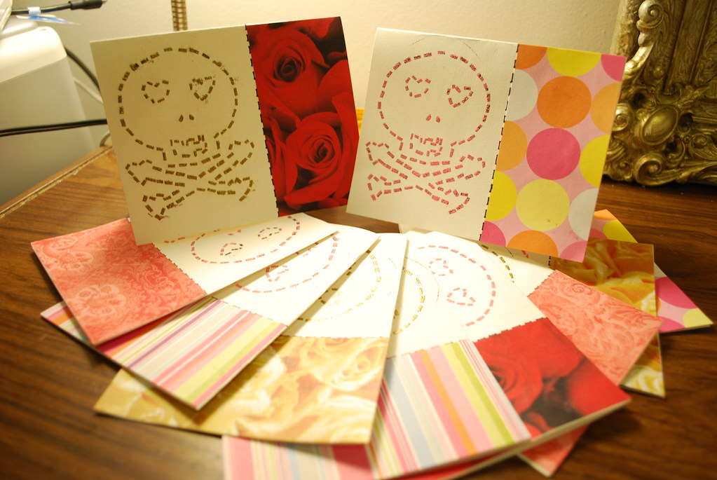 handmade: Valentine's Day Cards