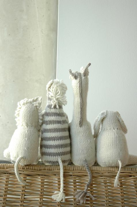 knitted baby animals 2