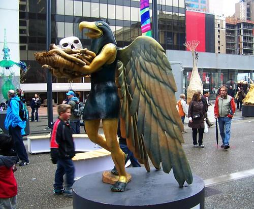 Vancouver Olympics public art
