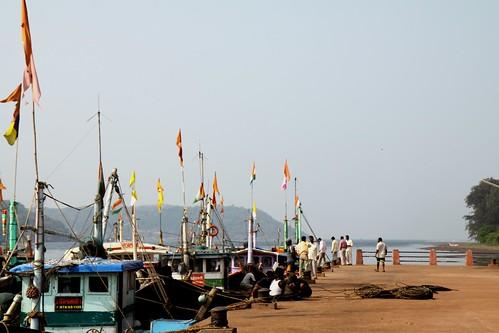 Murud Dapoli Ferry Ride Dhabol to Verdul