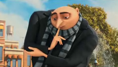 gru of despicable me animated movie