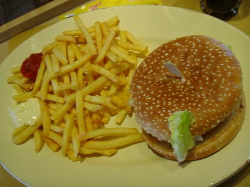 Schneggarei Burger
