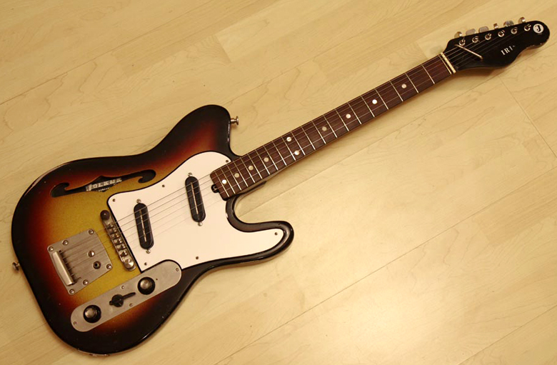 Jolana Tele Thinline