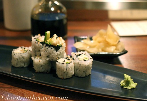 Mizu's California Roll