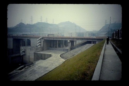 Locks - Three Gorges Dam - Hubei, China