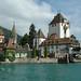2007.06.35 OBERHOFEN - le château - lac de Thoune