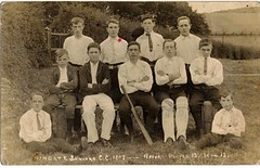 Wingate Juniors Cricket Club