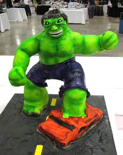Hulk by Nathen Verastegui(?)