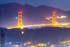 Golden Gate Bridge from Twin Peaks - San Francisco California (Darvin Atkeson) Tags: california bridge usa tower skyline night america golden us gate san francisco cityscape suspension zoom bridges twin goldengatebridge twinpeaks peaks darvin atkeson  darv   liquidmoonlightcom