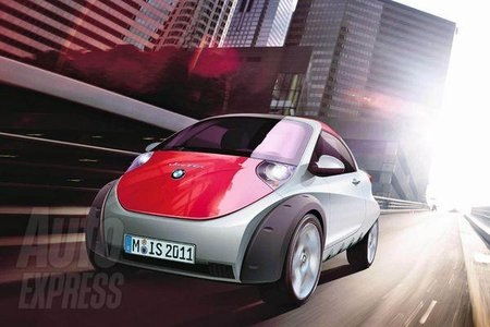 BMW New iSetta 2