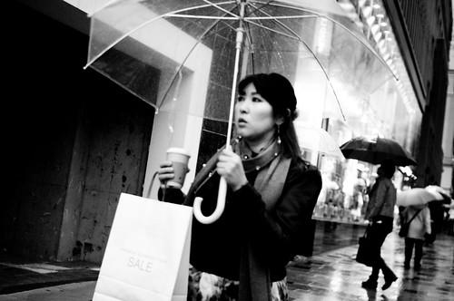 Tokyo Rain