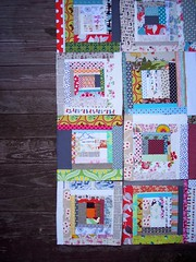 quilt as you go blocks (sewtakeahike) Tags: quilt sewing quilting quilts patchwork quiltblocks