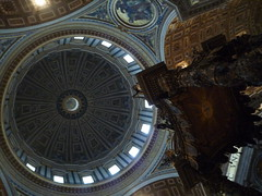 Michelangelo's Dome (interior 3), St. Peter's Basilica