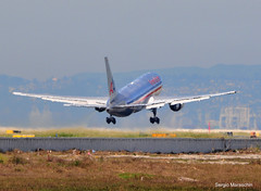 SRM570315105126 (photoman576097) Tags: california ca airplane sfo aircraft altitude jet climbing boeing heavy americanairlines departure takeoff rolling aa airliner redwhiteblue jetplane departing aal widebody ksfo sanfranciscointernational silverbird b762 b767200 b767223er n335aa sn22333