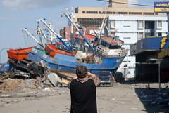 Thno after the Earthquake/Tsunami (C r o s s) Tags: chile earthquake nikon cross tsunami d200 f4 70210 talcahuano terremoto thno 9dayslater crossdiz diegoibacache 9díasdespués