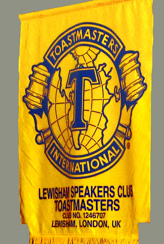 Lewisham Speakers Flag by Julie70