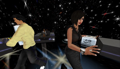 raftwet at dj jasminx saenz party