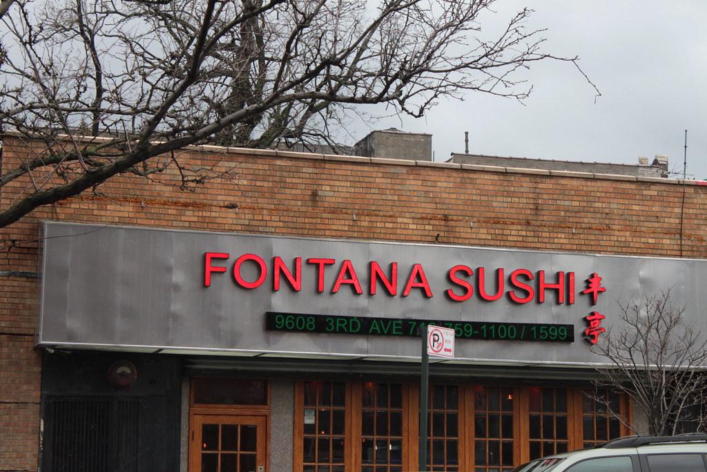 Fontana Sushi