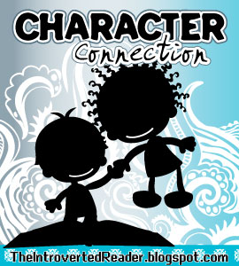 Character Connection meme hosted at The Introverted Reader