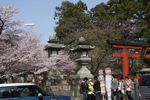 氷室神社 Himuro-jinja Shrine