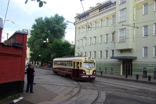 Moscow tram Tatra MTV-82 1278 _20090613_049 ©  trolleway