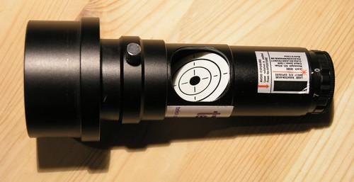 Laser Colimator