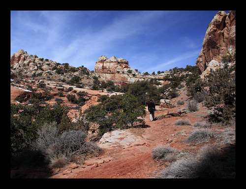 Day 80 - Hiking to Navaho Knobs