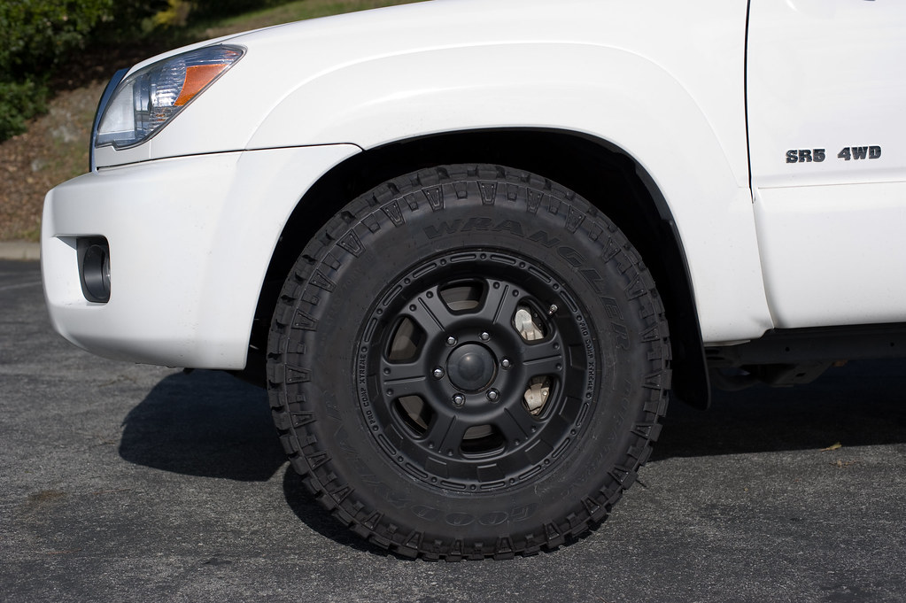 Premise 75 Vs I Maxx Pro: Goodyear Duractrac Vs Goodyear Wrangler Authority Vs