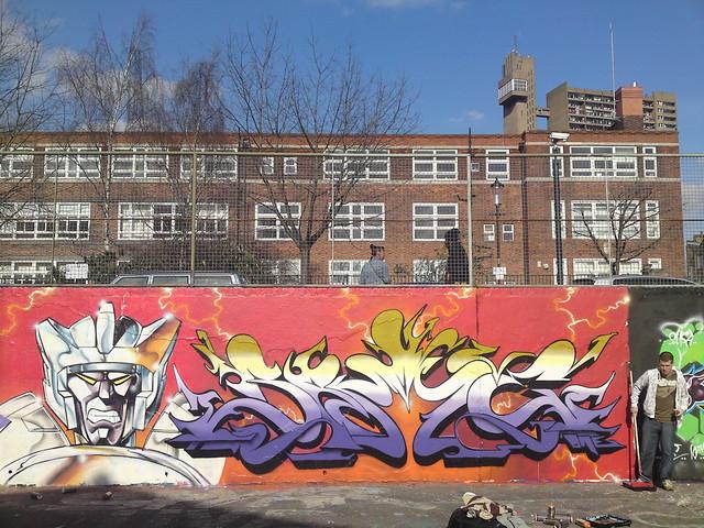 Brave1.  London 2010