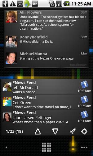 Nexus1 Homescreen 2