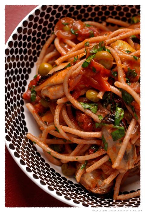 Spelt Spaghetti© by Haalo
